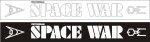 Space War Marquee Stencil