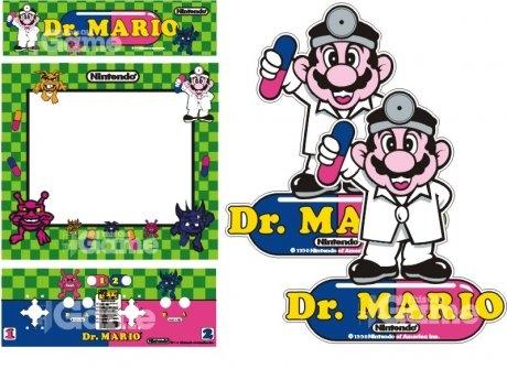 Dr Mario Complete Custom Art Package