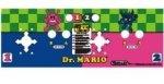 Dr Mario Custom Control Panel Overlay
