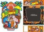 Donkey Kong Jr. Remix Art package