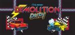 Demolition Derby Full Cabinet Art Set- 4 Player Version