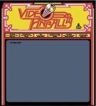 Atari Video Pinball Bezel
