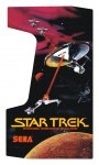 Star Trek SOS Upright side art - Conversion
