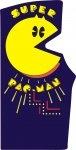 Super Pac-Man Stencil Kit