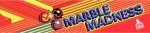 Marble Madness Translight Marquee*