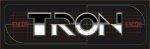 Tron ENCOM Glass Marquee