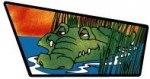 Toobin Gators Decal Set*