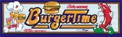 BurgerTime Marquee