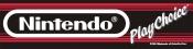 Nintendo Playchoice Marquee